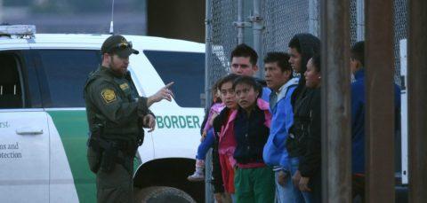 Más de cien indocumentados arrestados en 24 horas tratando de cruzar frontera
