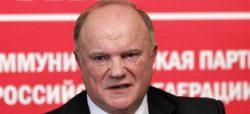 Los comunistas rusos cuestionan éxito del plebiscito constitucional de Putin