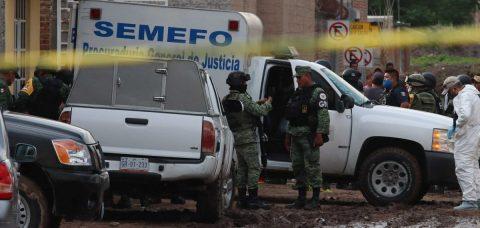 Asesinan a 24 personas en un centro de rehabilitación en centro de México