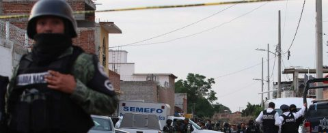 Masacre en Guanajuato, reflejo de la enésima batalla entre cárteles en México
