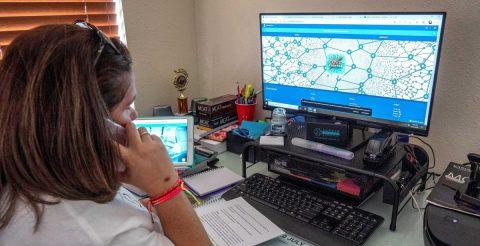 Más de mil rastreadores voluntarios para frenar la COVID-19 en Florida