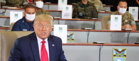 Trump seduce a opositores cubanos y venezolanos con su antisocialismo