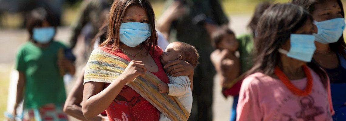 Brasil trata de contener el coronavirus en su mayor territorio indígena