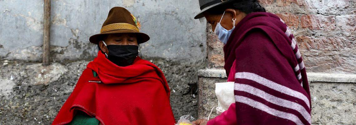 Más de 1.100 nuevos positivos por COVID-19 en Ecuador, que ronda los 70.000 casos