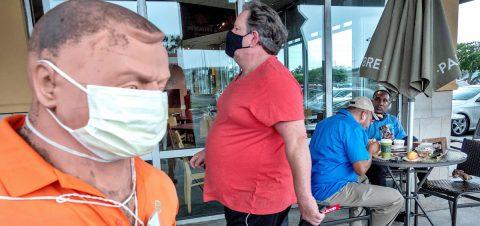 Florida supera los 250.000 casos de coronavirus