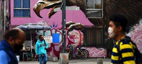 """Iglesia dice que pandemia no cede en México porque hay una sociedad """"egoísta"""""""