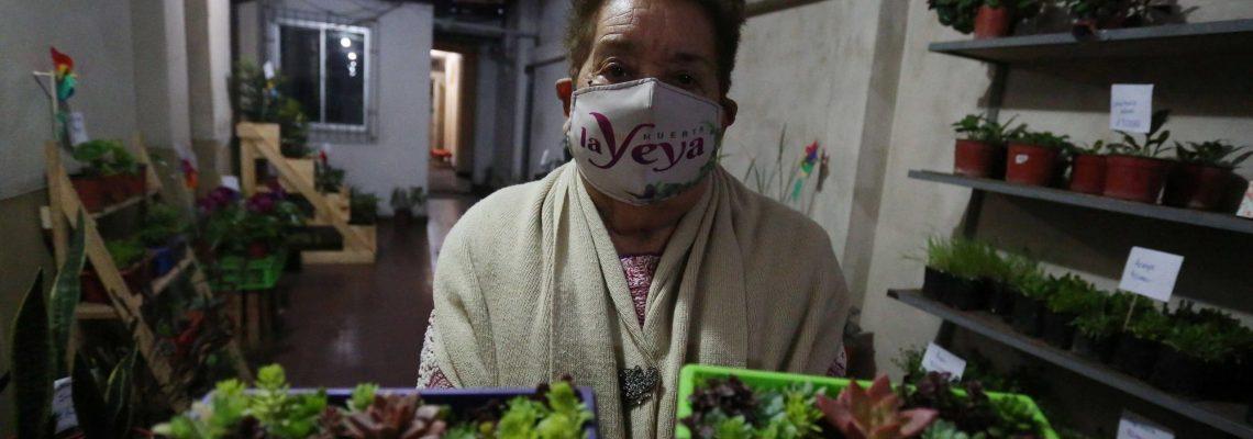 """Abuelas chilenas en Internet, """"influencers"""" a la tercera edad"""