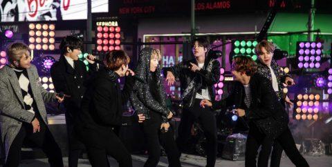 BTS ofrecerá en octubre dos conciertos con aforo limitado en Seúl