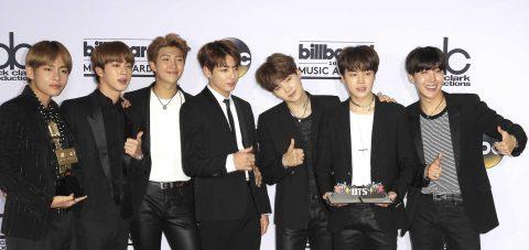 BTS y J Balvin actuarán en la ceremonia de premios MTV Video Music Awards