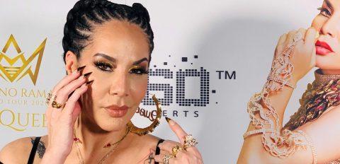 Ivy Queen prepara un dúo virtual con Celia Cruz para el festival de Miami