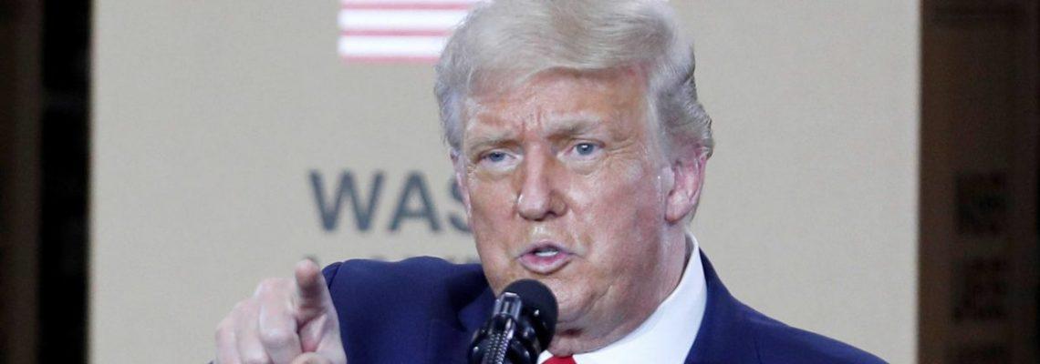"""Trump afirma que le parece """"buena idea"""" que se añada su rostro en Rushmore"""