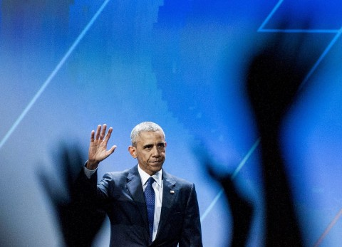 Obama claims to be feminist at the first US Women's Summit