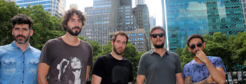 Spanish band Izal to debut in U.S. after major success in Mexico