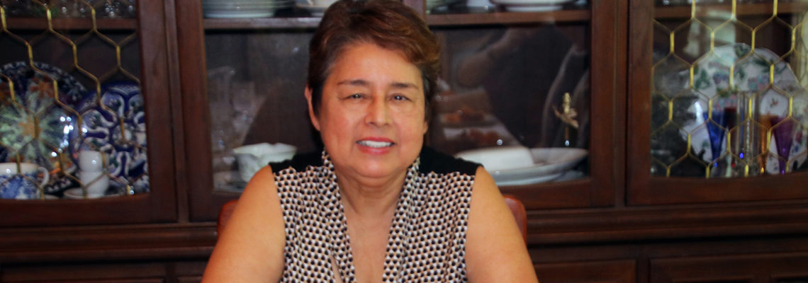 Celebración del Cumpleaños de Rosa Loayza