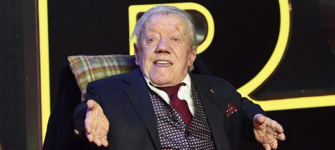 """Muere a los 83 años Kenny Baker, el actor que dio vida a R2-D2 en """"Star Wars"""""""