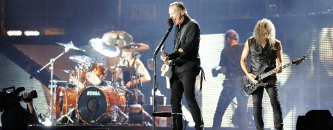 """Metallica anuncia """"Hardwired…To Self-Destruct"""", primer disco en ocho años"""