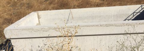 UPDATE ON SUBSTANCE FOUND IN WATERING TROUGH AT SANTA TERESA COUNTY PARK