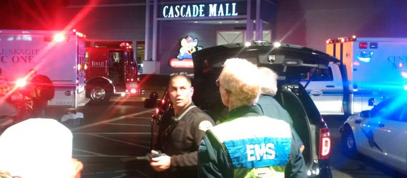 Shooting in US mall leaves 3 dead, 1 seriously injured