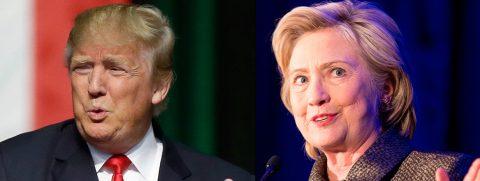 Trump se batirá con Clinton en los tres debates presidenciales programados