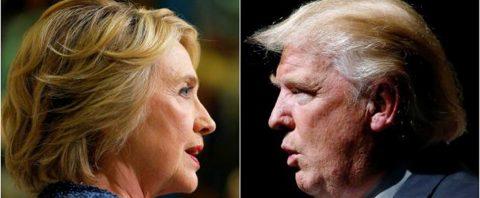 Debate Clinton-Trump: el encuentro tan esperado en EE.UU.