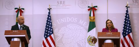 U.S. and Mexico to seek new ways to deal with immigration