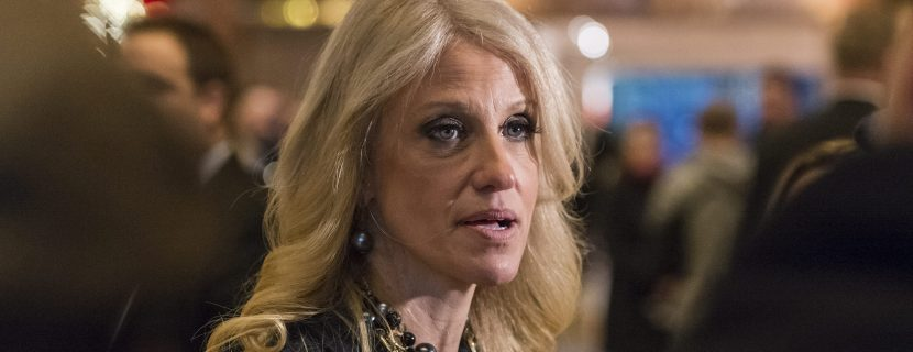 Trump names Kellyanne Conway to White House post