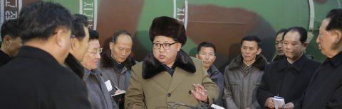 Trump dismisses North Korea nuclear threat