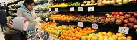US consumer prices up 2.1 pct. in December