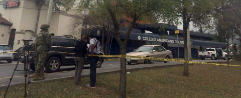 Student behind school shooting in Mexico dies of self-inflicted wound