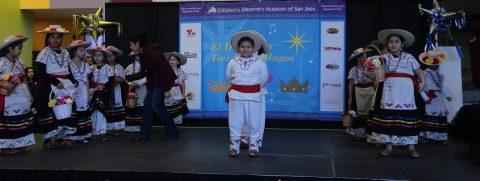 """El Children Discovery Museum celebra con los niños """"Los Reyes Magos"""""""