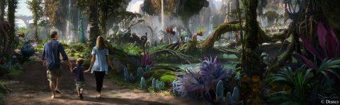 Disney abrirá en mayo nueva atracción basada en filme de Avatar