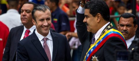 US sanctions Venezuelan vice president for drug trafficking