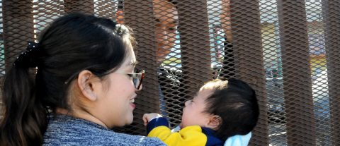 Valentine's Day sharpens pain for immigrants separated from their families