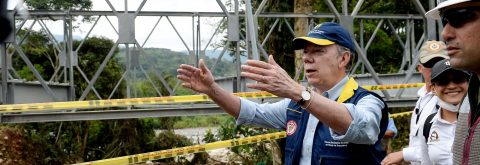 Death toll from Colombia mudslides climbs to 314, recovery work begins
