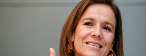 Mexico's former 1st lady launches independent presidential bid