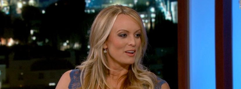 Stormy Daniels: I kept quiet about affair with Trump out of fear for my life