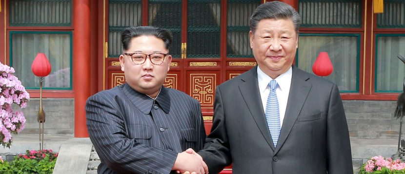 Pyongyang tells US that Kim is willing to address denuclearization