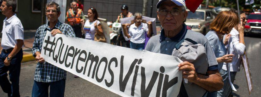 Venezuela patients with Parkinson's ask UN to help solve lack of medicines