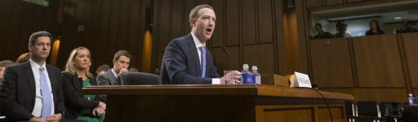 Zuckerberg testifies before Senate, takes responsibility for data misuse