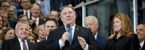 Pompeo pledges to boost standing of State Department