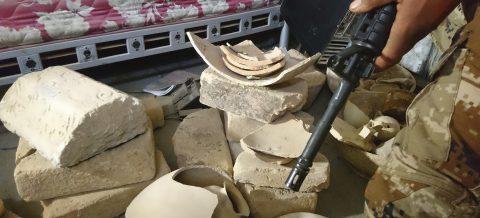 Estados Unidos devuelve a Irak 3.800 antigüedades importadas ilegalmente