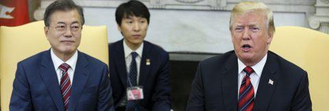 Trump: Summit with Kim Jong-un may be postponed