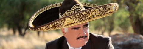 Vicente Fernandez returns to music with ranchera number