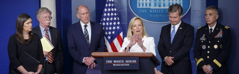 Coats: Russia mounting pervasive campaign to weaken, divide US