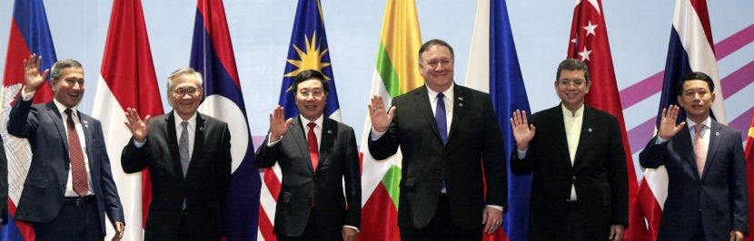 US Secretary of State presents Indo-Pacific strategy at ASEAN