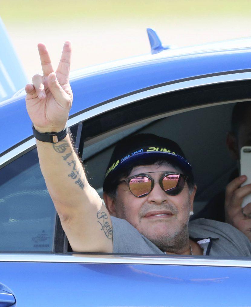 """""""La única razón por la que Maradona sigue vivo son sus hijos"""""""