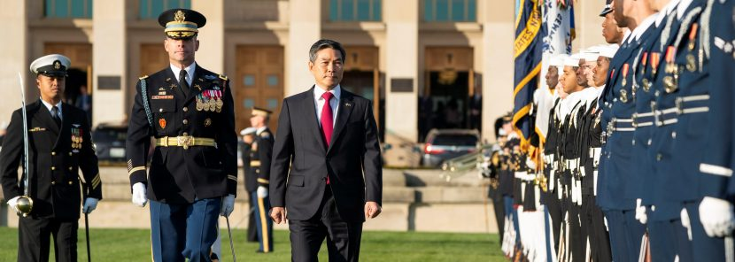 US, South Korea renew mutual military commitment