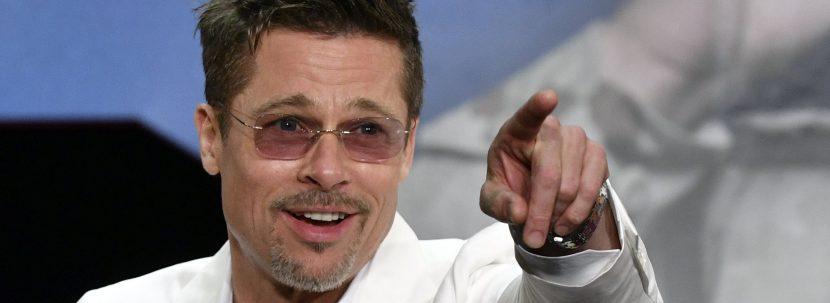 Leonardo DiCaprio y Brad Pitt piden salir a votar en legislativas de Estados Unidos