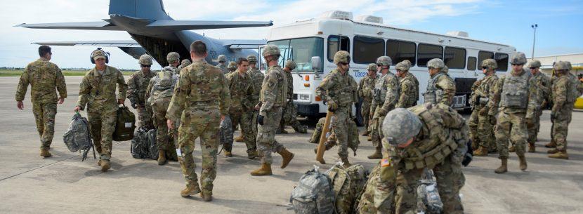 Despliegue militar de Trump en la frontera podría costar 200 millones dólares