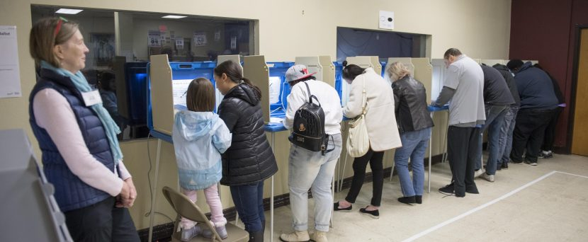 US implements series of measures against election fraud